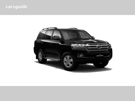 2021 Toyota Landcruiser