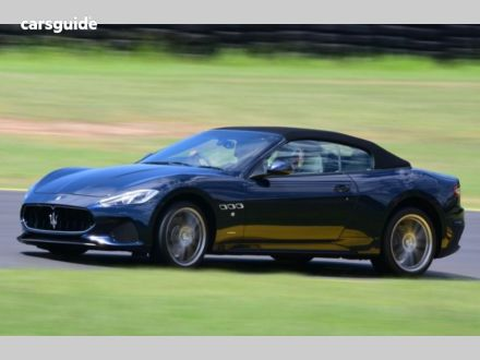 2021 Maserati Grancabrio