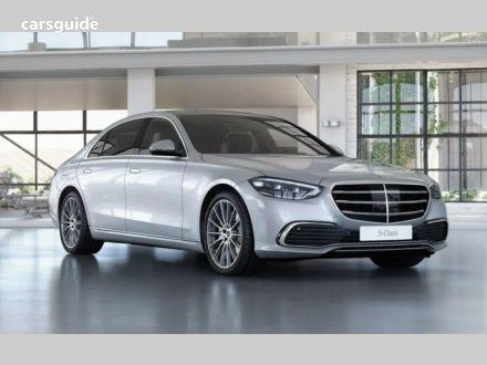 2021 Mercedes-Benz S580L