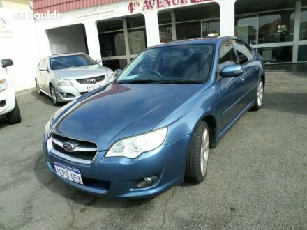 2007 Subaru Liberty