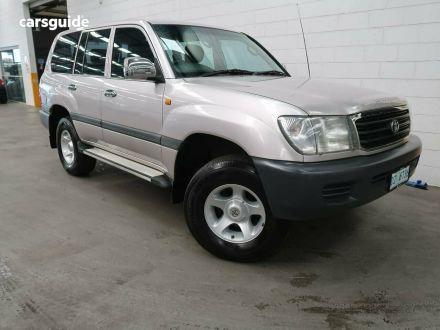 1998 Toyota Landcruiser