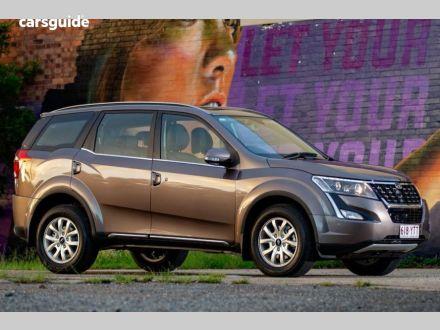 2021 Mahindra XUV500