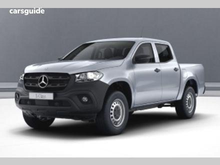 2021 Mercedes-Benz X250
