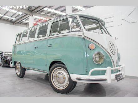 1962 Volkswagen Kombi