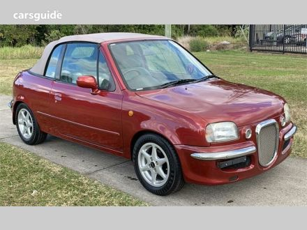 1997 Nissan March