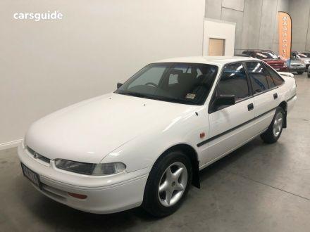 1995 Toyota Lexcen