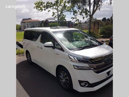 Toyota Vellfire for Sale Port Melbourne 3207, VIC | carsguide