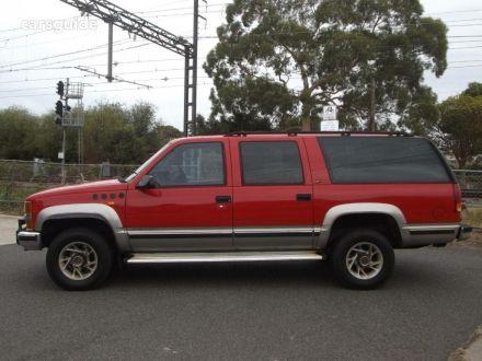 1999 Holden Suburban