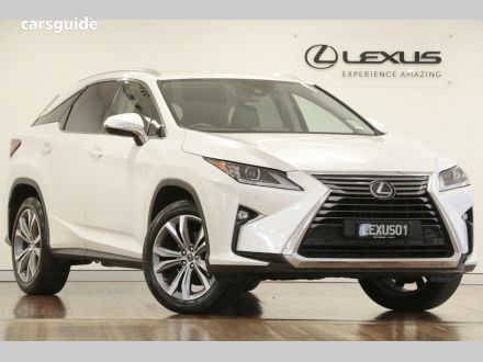 Ex Demo Lexus 4WD for Sale Adelaide SA | carsguide