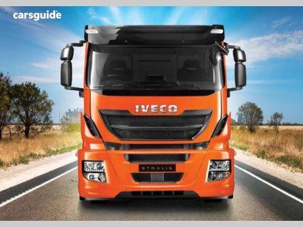 2019 Iveco Stralis ATI 460 (4x2)