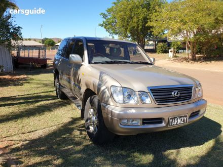 Lexus Lx470 for Sale | carsguide