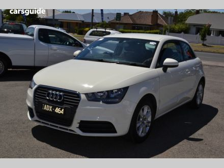 White Audi A1 For Sale Carsguide