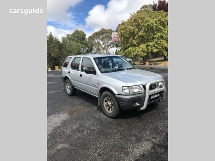 2001 Holden Frontera