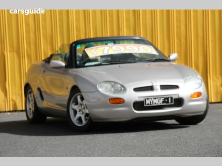 1999 MG F