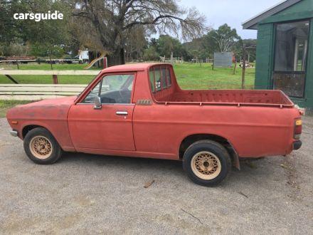 1980 Datsun 1200