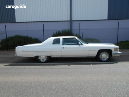 1974 Cadillac De Ville
