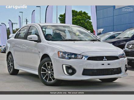 Ex Demo Mitsubishi Lancer for Sale | carsguide