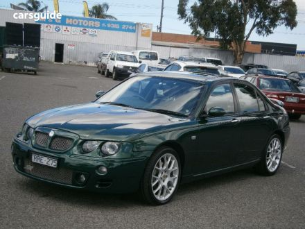 2002 MG ZT