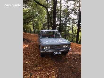 1970 Fiat 125