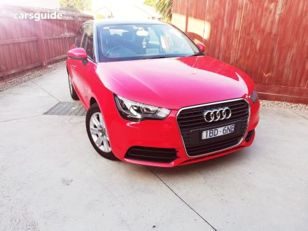 Audi A1 Hatchback For Sale Berwick 3806 Vic Carsguide
