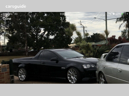 Holden Commodore Ute for Sale Bundaberg 4670, QLD | carsguide