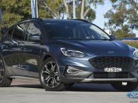 Ford Focus Titanium 2019 Review Snapshot Carsguide