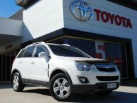 Holden Captiva 7 2011 review | CarsGuide