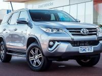 Toyota Fortuner 2018 review   CarsGuide