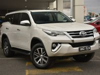 Toyota Fortuner 2019-2020 review: GX