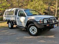 Nissan Navara 1993 Price & Specs | CarsGuide