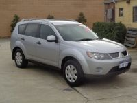 Used Mitsubishi Outlander review: 2006-2008 | CarsGuide
