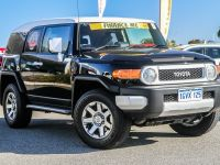 2016 Fj Cruiser >> Used Toyota Fj Cruiser For Sale Carsguide