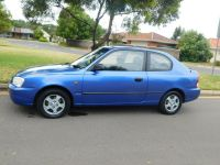 2002 hyundai accent gl for sale 1 890 manual hatchback carsguide carsguide
