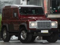 Land Rover Defender 2020: engines, dimensions, trims leaked