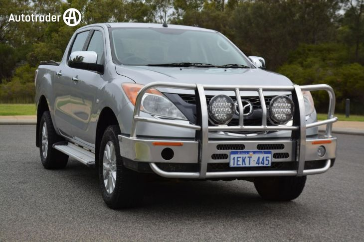 Mazda BT-50 for Sale Under $30,000 in Perth WA | Autotrader
