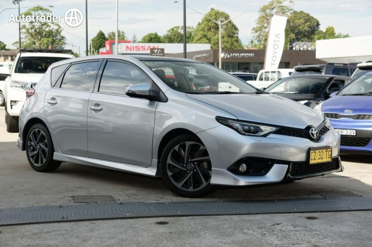 Toyota Corolla Levin Zr For Sale In Sydney Nsw Autotrader