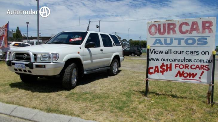 2004 Nissan Pathfinder ST (4X4) for sale $5,999 | Autotrader