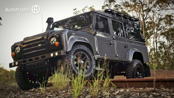 2003 Land Rover Defender 110 TD5 Extreme (4X4) for sale
