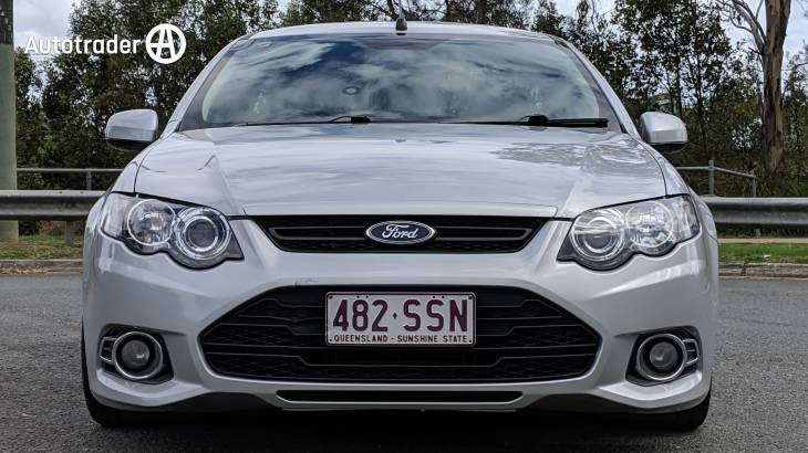 2012 Ford Falcon XR6T