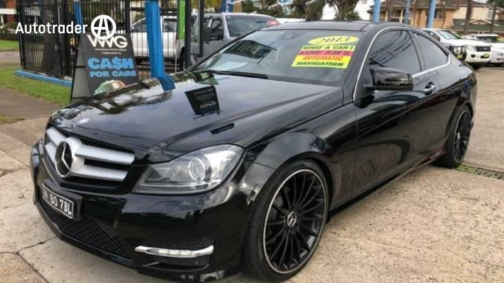 2013 Mercedes-Benz C250 Sport BE