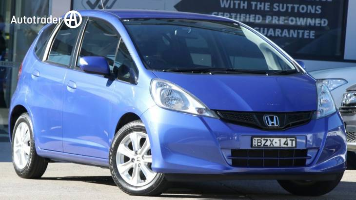 Honda Jazz Cars For Sale In Sydney Nsw Autotrader