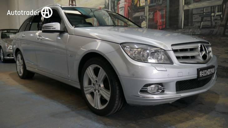 2009 Mercedes-Benz C200 Kompressor Avantgarde for sale $12,950