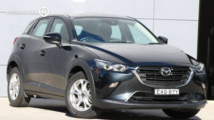 2019 Mazda Cx 3 Maxx Sport Fwd