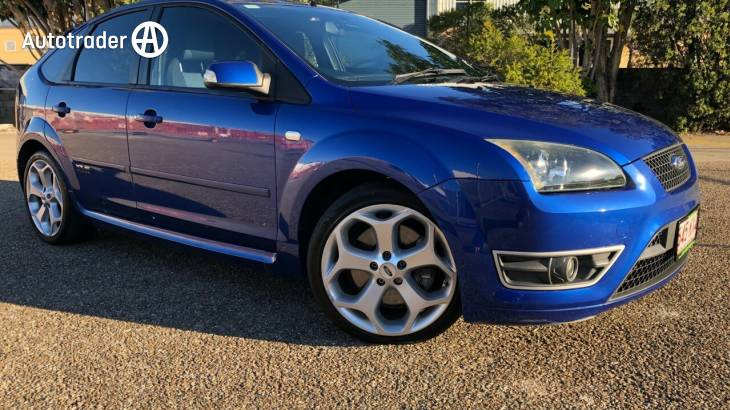 2007 Ford Focus Xr5 Turbo
