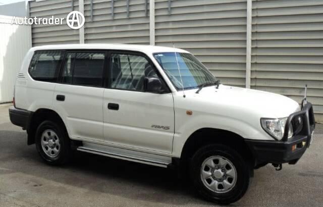 2000 Toyota Landcruiser Prado RV6 (4x4) for sale $6,990