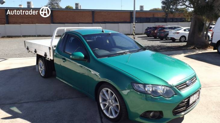 Ford Falcon XR6 FG MK2 Ute for Sale | Autotrader