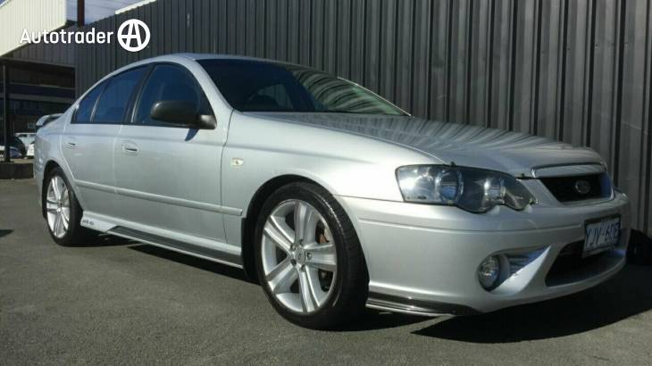 Ford Falcon XR6 BF Mkii 07 Upgrade for Sale | Autotrader