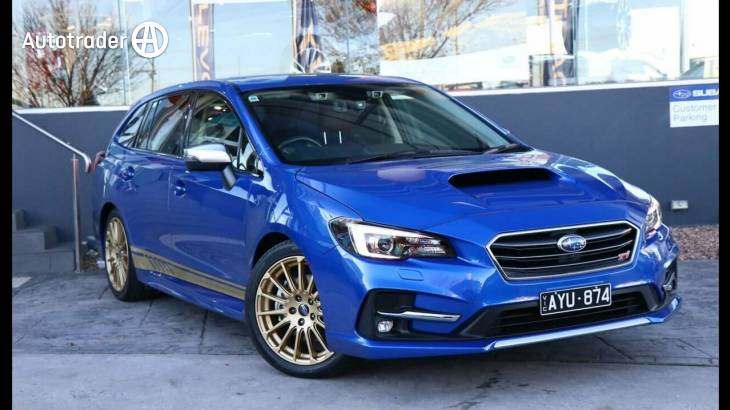 Subaru Levorg Usa >> Subaru Levorg 2 0 Sti Sport For Sale Autotrader
