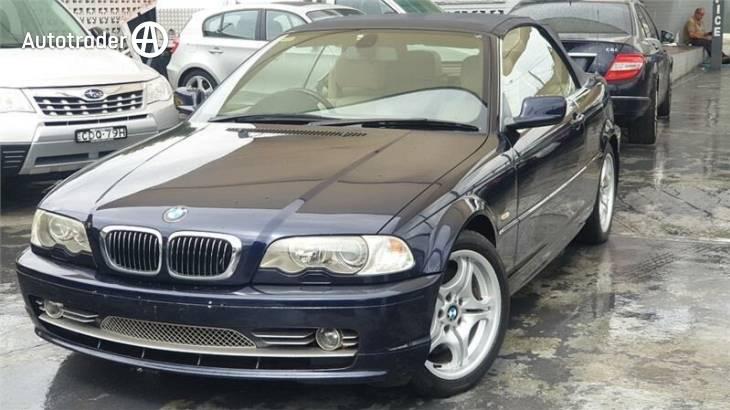 2002 Bmw E46 M Sport