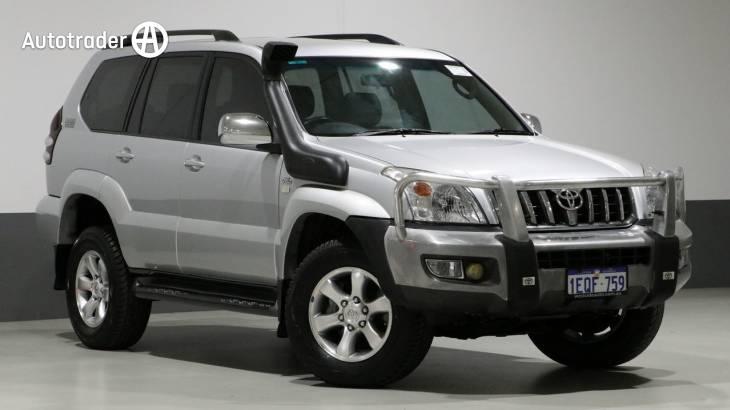 2009 Toyota Landcruiser Prado GXL (4X4)